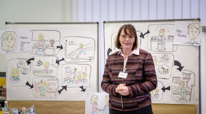 Dr. Sabine Kersting, Pro Salus