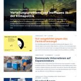 Website des IW Köln