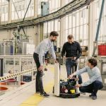 Gründerteam Gestalt Robotics