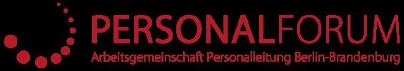 Logo Personalforum Berlin-Brandenburg