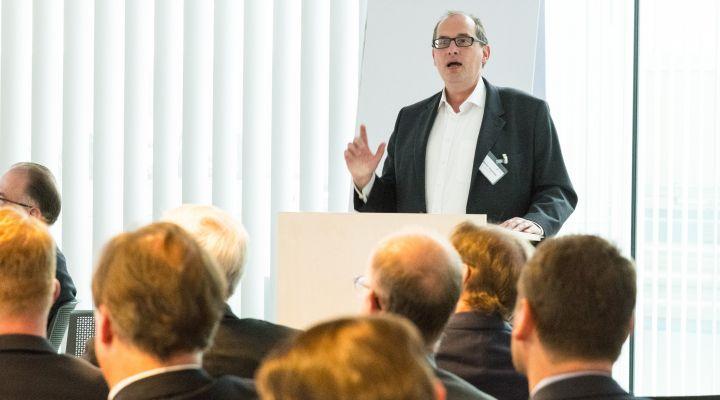 VME-Mitgliederversammlung 2019: Stefan Moschko
