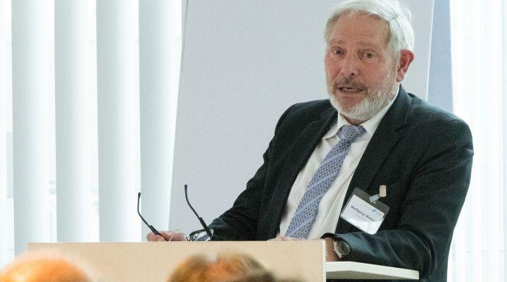 VME-Mitgliederversammlung 2019: Wolfgang Weber