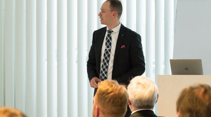 VME-Mitgliederversammlung 2019: Dr. Julian Polte