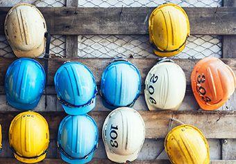 Industrie-Arbeiter