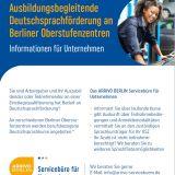 Ausbildungsbegleitende Deutschsprachfoerderung Berlin