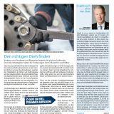 M+E Report 03/2020, Titelseite, Neues aus der M+E-Industrie, Berlin, Brandenburg