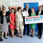 Die Partner des Ausbildungskonsens' Brandenburg