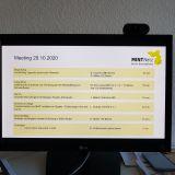 MINT-Netz Treffen am 29. Oktober 2020