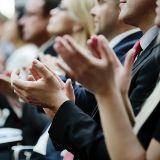 Applaus, Publikum, klatschende Hände