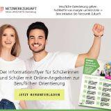 Informationsflyer Ausbildung Brandenburg 2020
