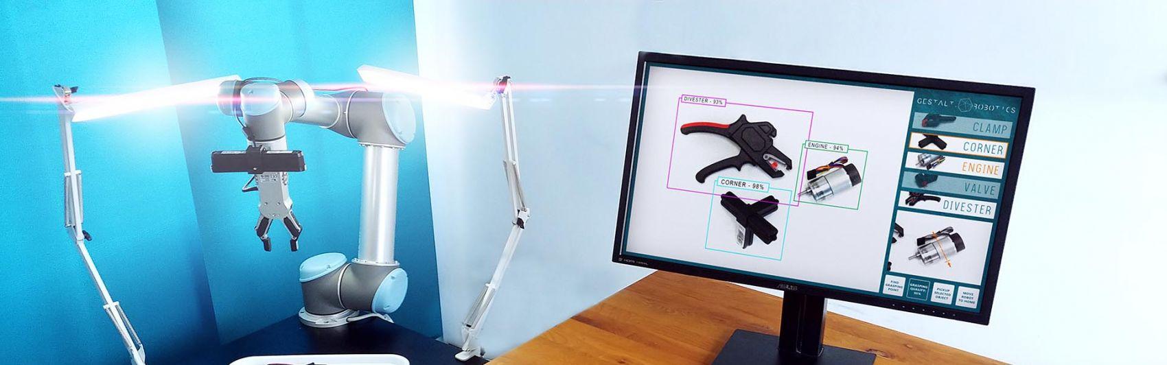 Gestalt Robotics Produktportfolio