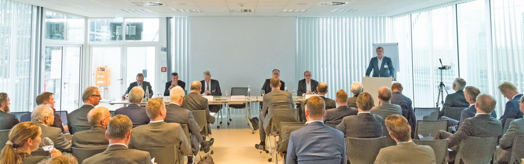 VME-Mitgliederversammlung 2019